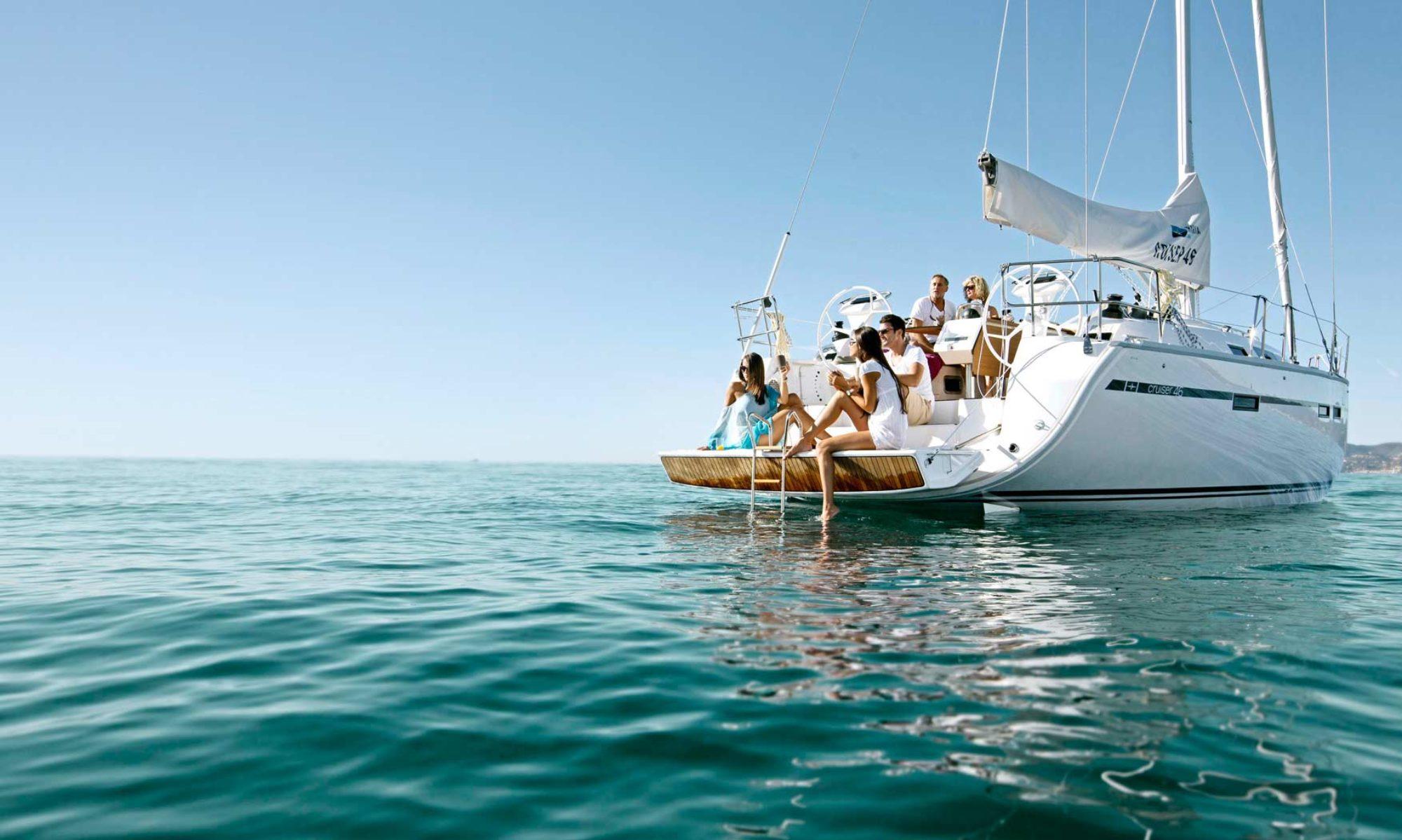 Яхт-туры по Cредиземному морю